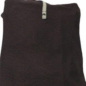 Lululemon Vinyasa Scarf Wrap Heathered Dark purple